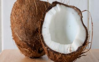 Как расколоть кокос в домашних условиях