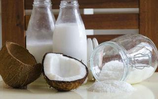 Кокосовое молоко: польза и вред для организма