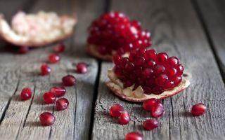 Какие витамины содержатся в гранате: пищевая ценность и противопоказания
