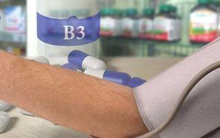 В каких продуктах содержится витамин B3: основные пищевые источники