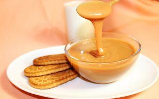Сгущенное молоко: польза и вред для организма
