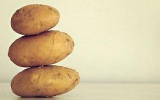 Какие витамины содержатся в картофеле: питательная ценность и противопоказания