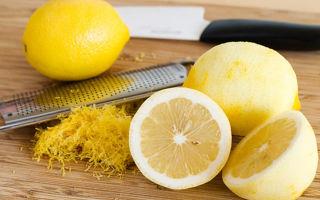 Замороженный лимон: польза и вред для здоровья