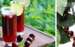 Вишневый сок: польза и вред для здоровья