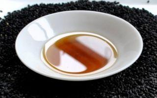 Черный кунжут: польза и вред для организма