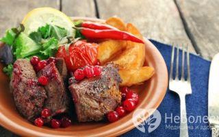 Мясо оленины: польза и вред для организма