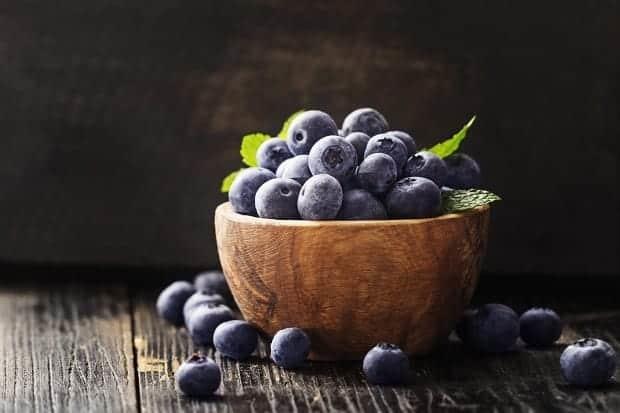 Какие витамины в чернике?