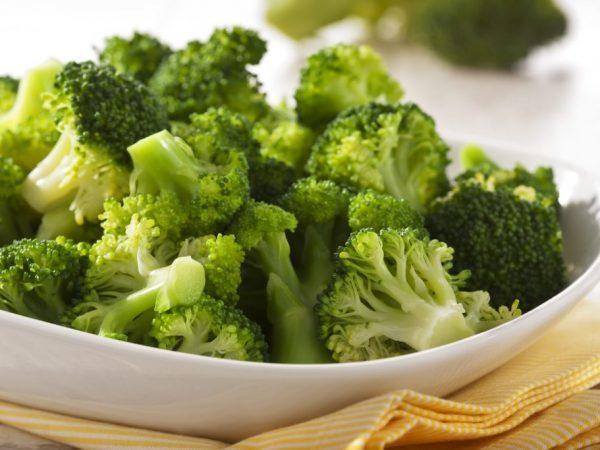 Какие витамины содержатся в брокколи?
