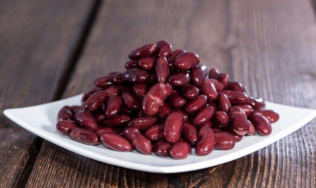 Какие витамины содержатся в фасоли?