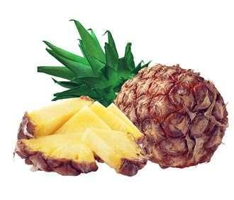Какие витамины содержатся в ананасе?