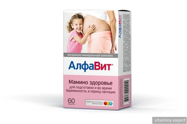 Витамины Алфавит для женщин: инструкция, состав