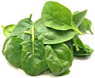 Какие витамины в шпинате?