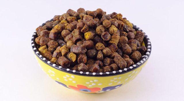 Перга пчелиная - состав витаминов