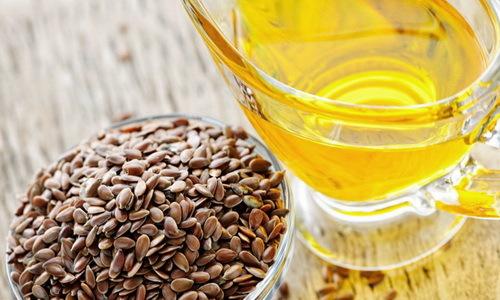 Льняное масло: витамины и полезные свойства