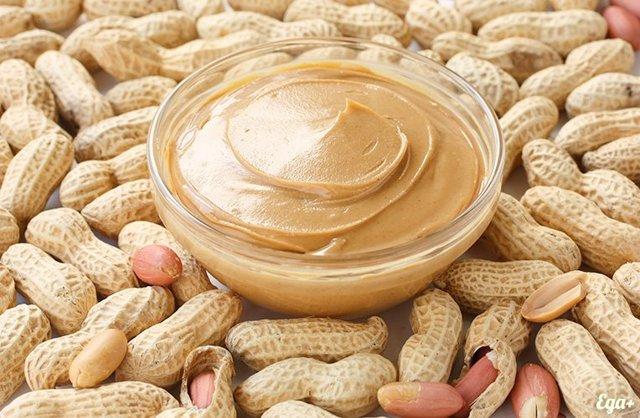 Какие витамины содержатся в арахисе?