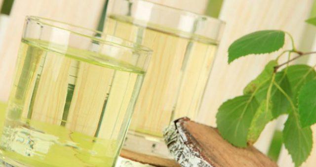 Какие витамины в березовом соке?
