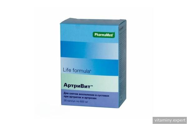 Витамины для суставов, костей, связок и хрящей: названия препаратов
