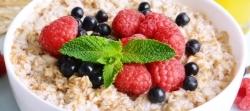 Какие витамины в овсянке и овсяной каше?