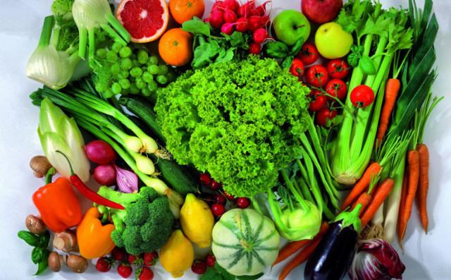 Какие витамины содержатся в овощах и фруктах?