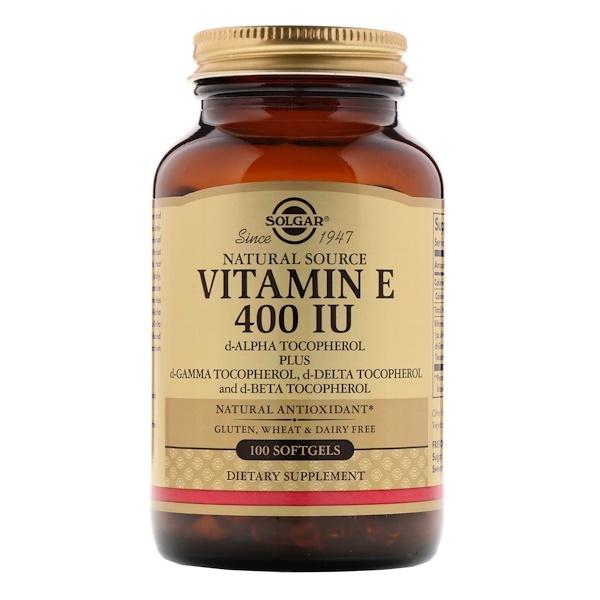 Для чего полезен мужчинам Витамин Е