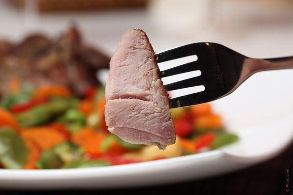 Какие витамины содержатся в говядине?