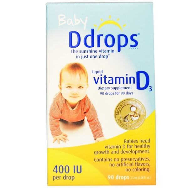 Аквадетрим с витамином Д3: инструкция к применению