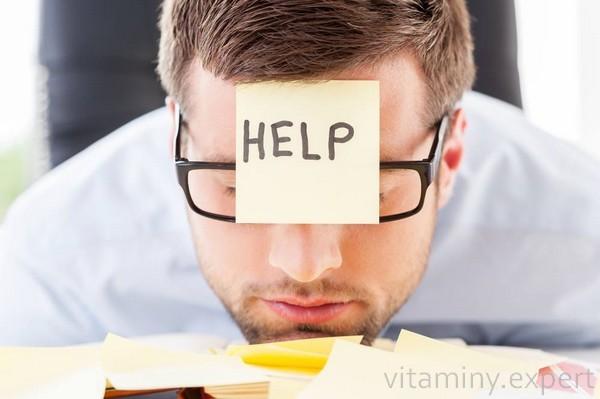 Витамины от усталости и слабости для женщин и мужчин