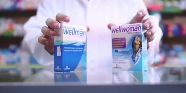 Витамины Велмен для мужчин: инструкция по применению, состав