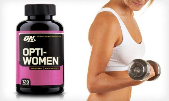 Витамины opti-women: инструкция по применению, состав