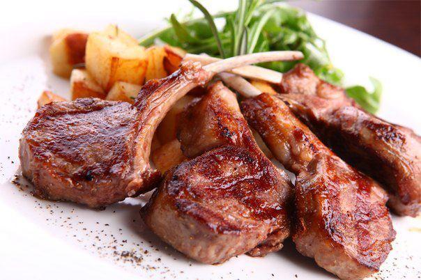 Какие витамины в мясе?