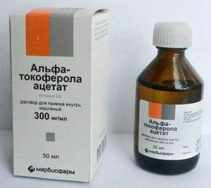 Жидкий масляный раствор витамина Е: инструкция по применению