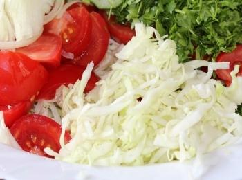 Витамины группы В в продуктах питания