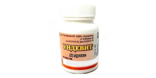 Витамины Ревит: инструкция по применению, состав, цена