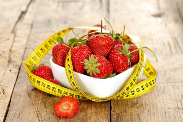 Какие витамины содержит земляника