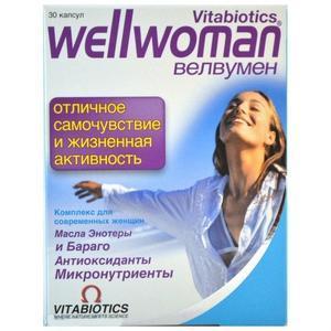 Витамины wellwoman для женщин: инструкция по применению, отзывы