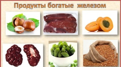 Витамины с железом для женщин и детей