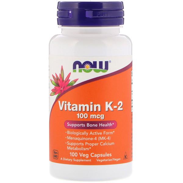 Витамин К2: для чего нужен организму, в каких продуктах и препаратах содержится