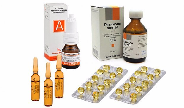 Витамин a для волос: внутреннее и наружное применение, рецепты