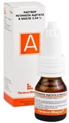 Витамин А в капсулах: инструкция по применению