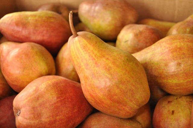 Какие витамины содержатся в груше?