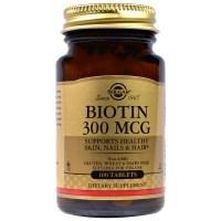 Витамин h (Биотин, витамин В7): что это такое, в каких продуктах содержится и для чего нужен организму?