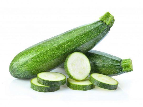 Какие витамины содержатся в кабачках?