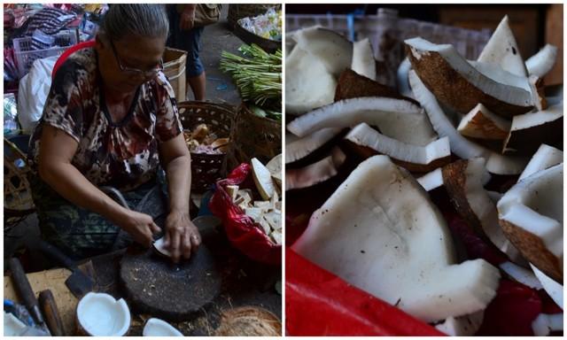Какие витамины в кокосе?