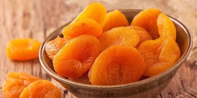 Какие витамины в кураге?