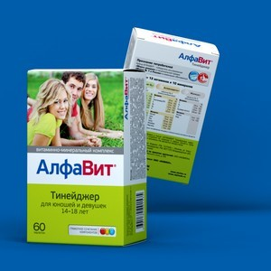 Витамины «Алфавит Школьник»: инструкция по применению, состав