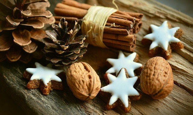 Что содержится в грецких орехах