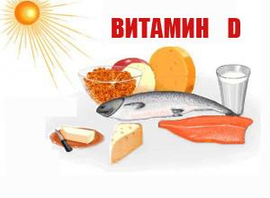 Передозировка витамина Д: симптомы и лечение