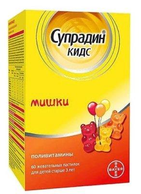 Витрум Тинейджер - витамины для подростков: инструкция по применению, состав