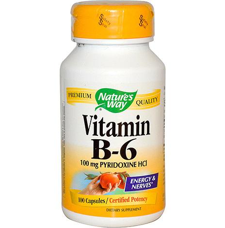 Витамин b6 в таблетках: инструкция по применению, цена