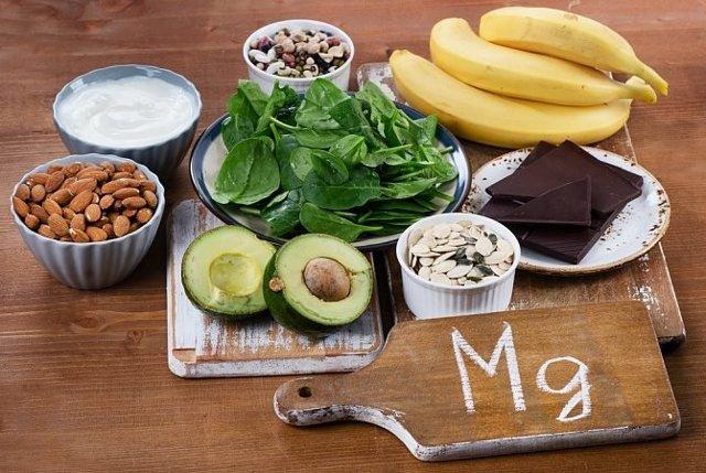 В каких продуктах содержится магний?